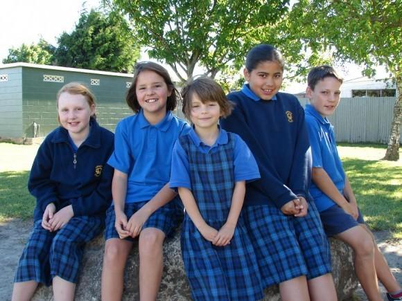 Школьная форма в Новой Зеландии
