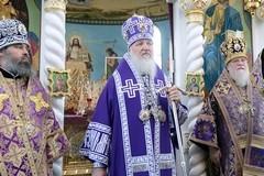 Патриарх Кирилл: Крымск одержал победу над скорбью, смертью и разрухой