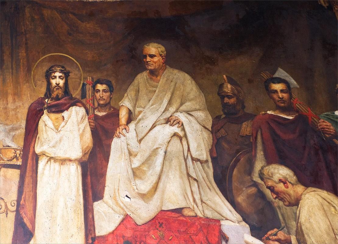 фото понтий пилат
