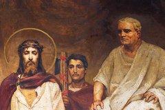 Пилат принимает решение