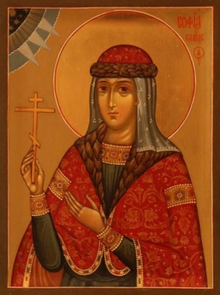 Церковь чтит память праведной Софии, княгини Слуцкой