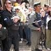 Израильская полиция принудительно эвакуирует паломников за пределы Старого города