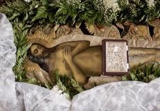 Даждь ми сего Странного – Чин погребения плащаницы