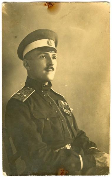 Антон Васильевич Туркул