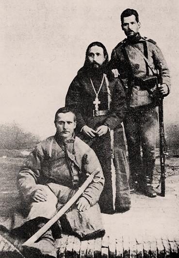 О. Митрофан Сребрянский