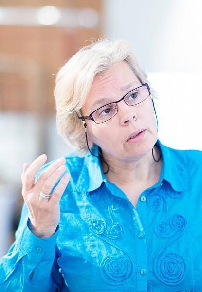 Ирина Отровская рассказывает о выставке