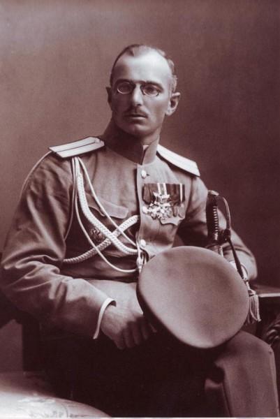 Полковник Михаил Гордеевич Дроздовский