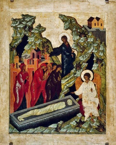 Неделя 3-я по Пасхе Святых жен-мироносиц. ВИКТОРИНА