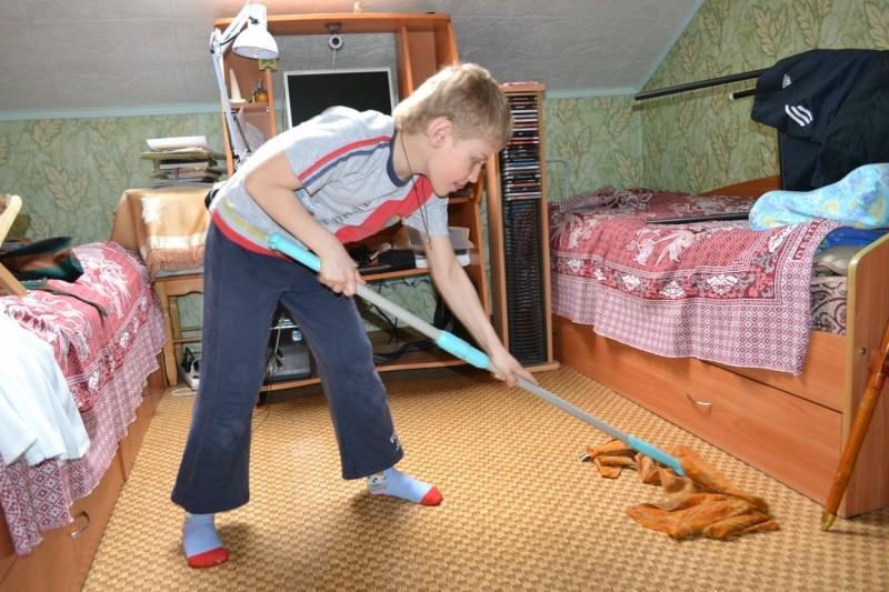 плоскостей, картинка как я убираюсь в комнате никому помогать