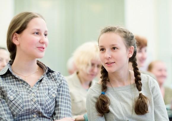 Аня и Марфа