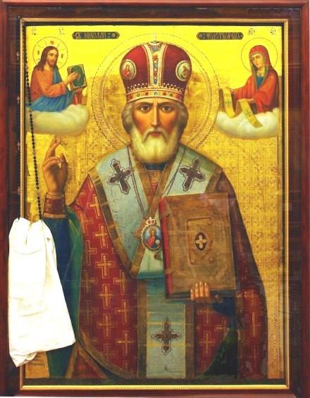 икона николая: