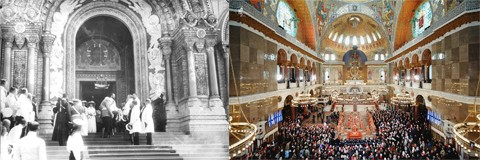 Никольский Морской собор в Кронштадте: до и после восстановления (ФОТО)