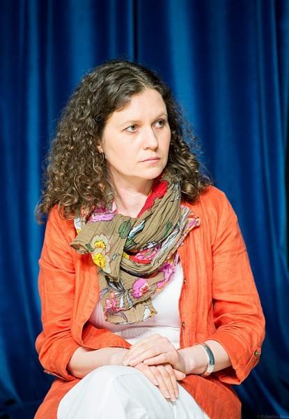 Светлана Гусарова (медицинский психолог, Институт нейрохирургии им. Н.Н.Бурденко)