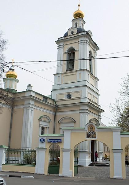 Вынос плащаницы в храме свт. Николая в Кузнецах (34)