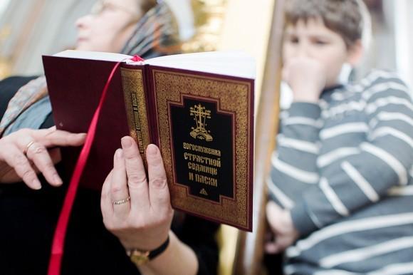 Вынос плащаницы в храме свт. Николая в Кузнецах (29)