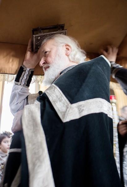 Вынос плащаницы в храме свт. Николая в Кузнецах (23)