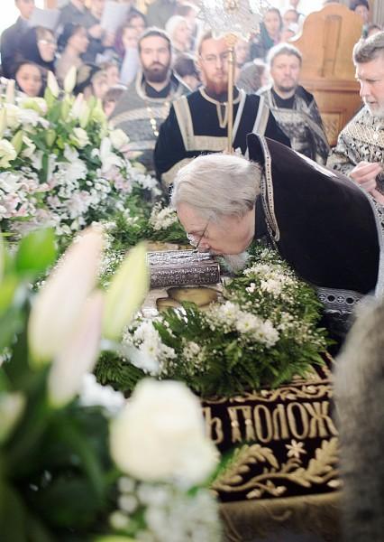 Вынос плащаницы в храме свт. Николая в Кузнецах (20)