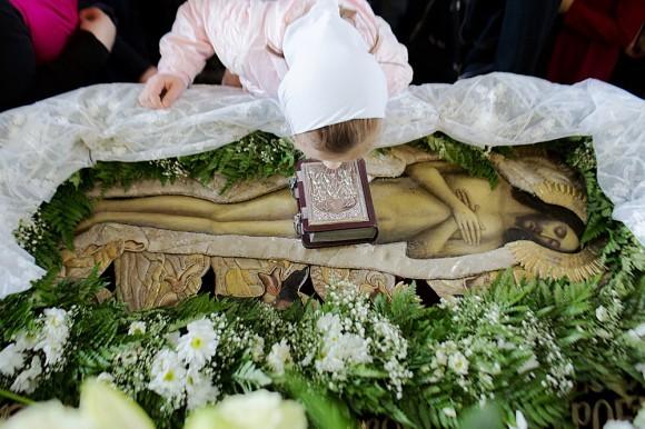 Вынос плащаницы в храме свт. Николая в Кузнецах (12)