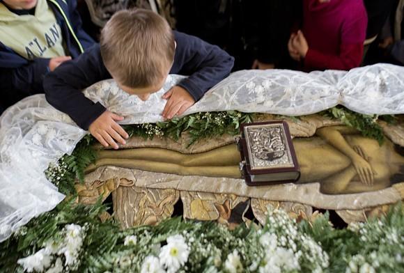 Вынос плащаницы в храме свт. Николая в Кузнецах (11)