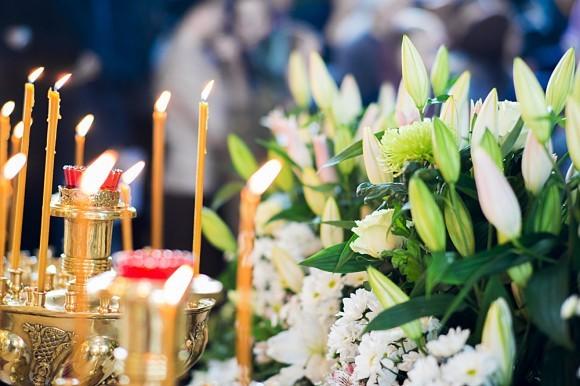 Вынос плащаницы в храме свт. Николая в Кузнецах (9)