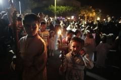 Страстная неделя и Пасха на Патмосе и Калимносе (ФОТО)