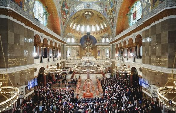 Никольский морской собор в Кронштадте (1)
