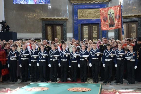 Никольский морской собор в Кронштадте (47)