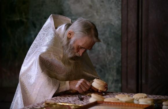Пасха в храме Христа Спасителя (4)
