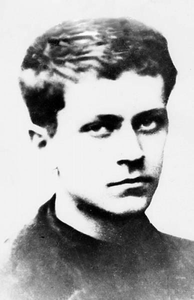 Дмитрий Лихачев незадолго до ареста, 1926 год