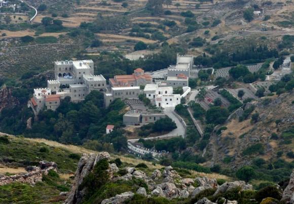 Женский монастырь Благовещения Пересвятой Богордицы, основанный старцем Амфилохием (Макрисом)
