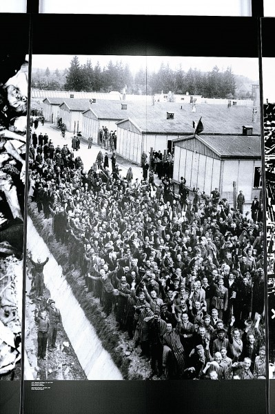 Освобождение узников Дахау в мае 1945 года
