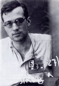 Олег Волков, первый арест, 1928 год