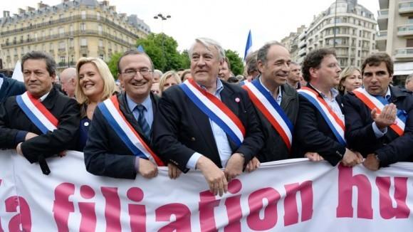 Франция против однополых браков (15)