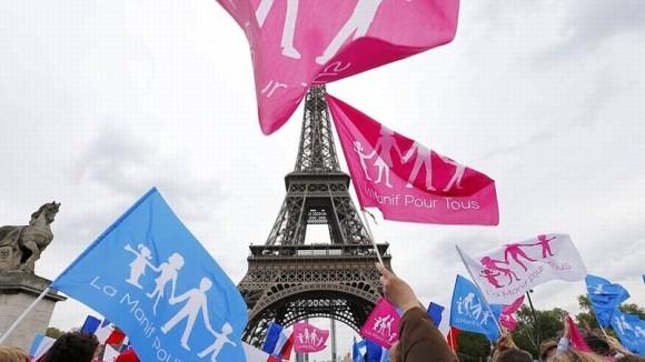 Франция против однополых браков (18)