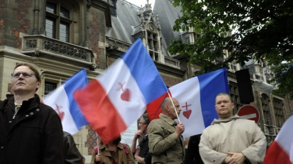 Франция против однополых браков (17)