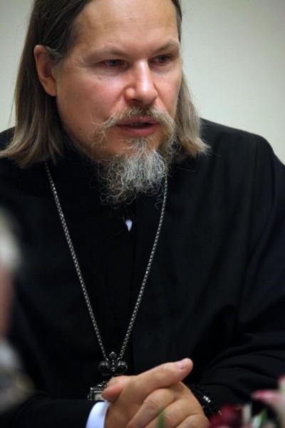 Управляющий Северным викариатством архиеп. Егорьевский Марк
