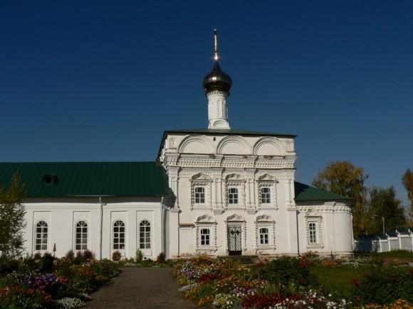 Cпасо-Преображенский монастырь г.Вятки