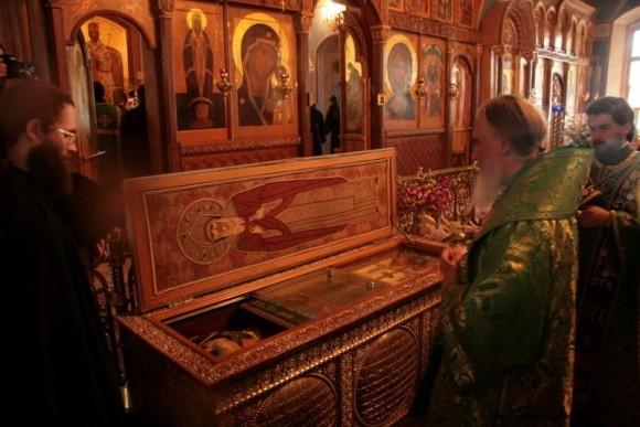 День памяти обретения святых мощей преподобных Оптинских старцев, сайт Введенского ставропигиального мужского монастыря