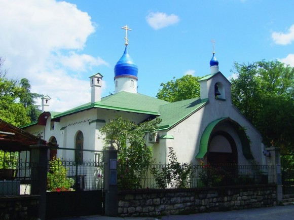 Троицкий храм сегодня