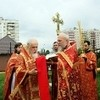 В Москве освящен храм в честь священномученика Патриарха Ермогена