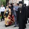 Патриарх Иерусалимский Феофил посетил Троице-Сергиеву лавру