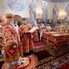 Праздник Георгия Победоносца: богослужение в Георгиевском храме на Поклонной горе (ФОТО)