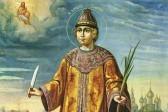 Церковь чтит память святого благоверного царевича Димитрия, Угличского и Московского