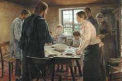 Пригласи Христа на ужин