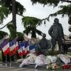 Во Франции почтили память советских и французских воинов, павших в борьбе с фашизмом