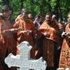 Православные молитвенно почтили память протоиерея Валентина Амфитеатрова