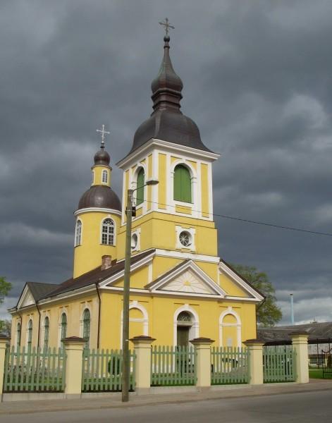 Выру. Церковь св.вмч.Екатерины (Константинопольский патриархат)