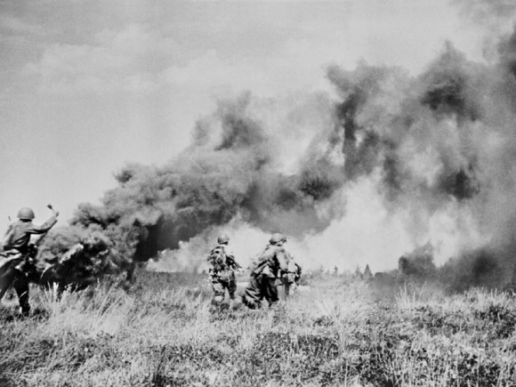 5. Бои под Минском. Прорыв из окружения. Июнь 1941 г.
