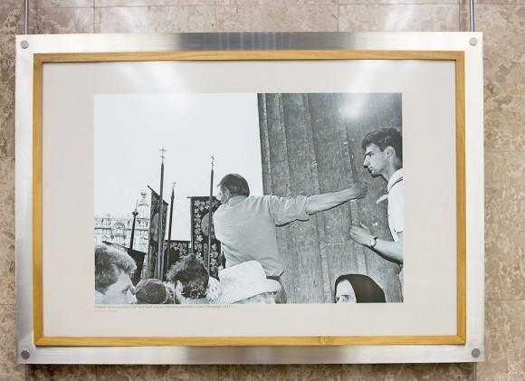 После распада СССР первый крестный ход по Невскому Проспекту, 1993