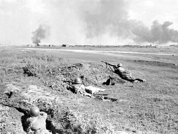 6. Бой за город Херсон. Август 1941 г.